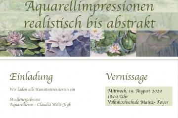 Aquarellimpressionen_realistisch-bis-abstrakt