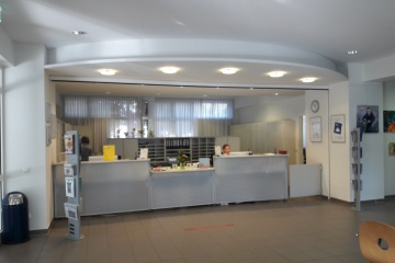 Anmeldung-Foyer-Haus-A