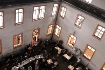 Innenhof-Haus-C