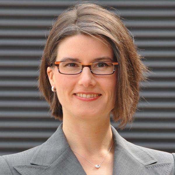 Dozent Petra von Schenck