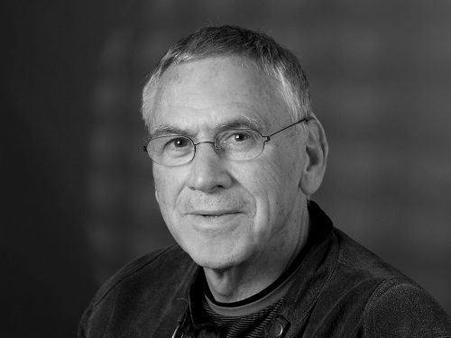 Dozent Hans-Dieter Bechtel